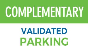 Complentary Validated Parking