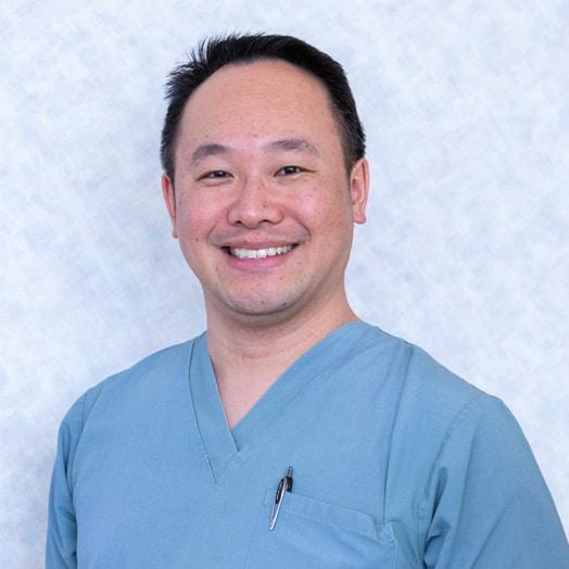 Dr. Harold Chu- Meet The Team
